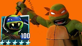 Spider Turtle - Teenage Mutant Ninja Turtles Legends