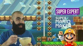 New Soup   Super Expert No Skips NSMB Challenge   Mario Maker [VII]