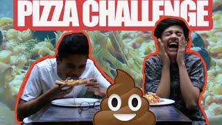 Pizza Challenge / Harold - Benny / No apto para susceptibles