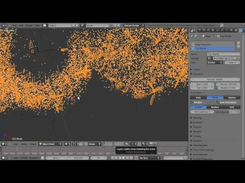 Create a Shattered Glass Animation in Blender
