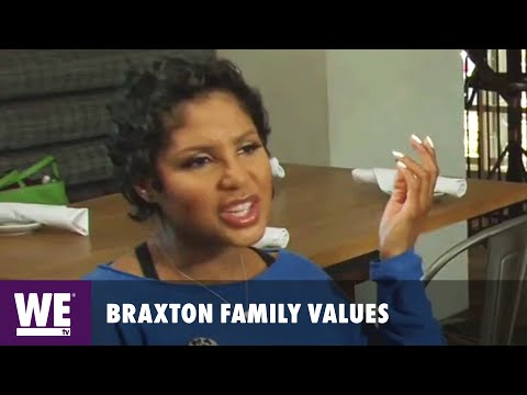 Braxton Family Values | Hens Are Female Chickens | WE tv