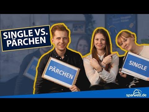 Singles vs Pärchen