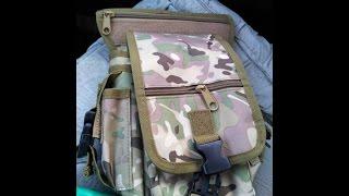 Обзор сумки для НАХОДОК с ALIEXPRESS. Первое видео канала SIB KOP