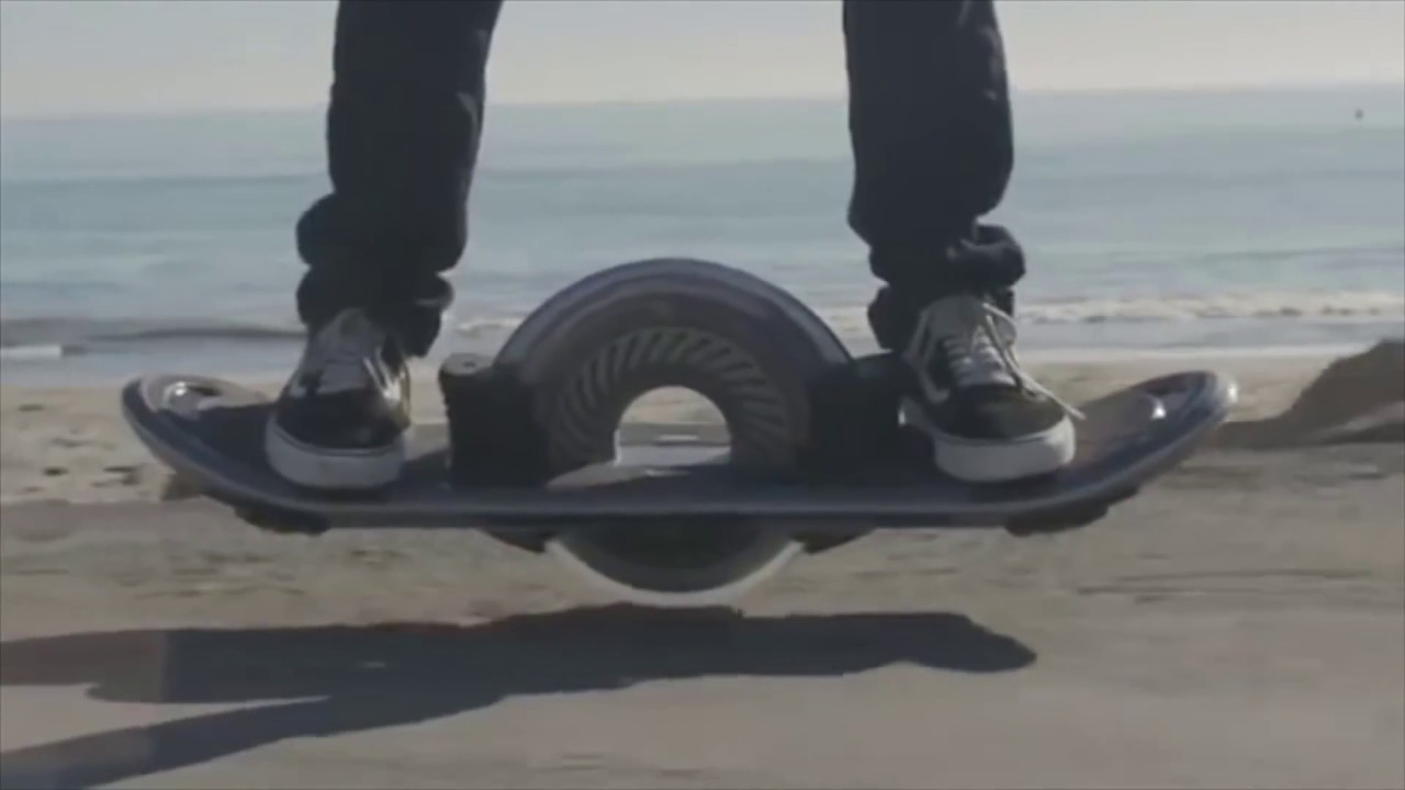 hoverboard one wheel electric skateboard youtube. Black Bedroom Furniture Sets. Home Design Ideas
