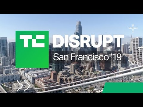 Why attend Disrupt SF 2019?