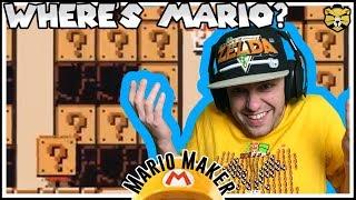 Grand Escape Room 9! Super Mario Maker