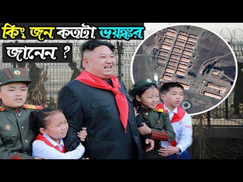 এই জেলে মেয়েদের রেপ করা হয়/North Korea Labour Camps in Bengali