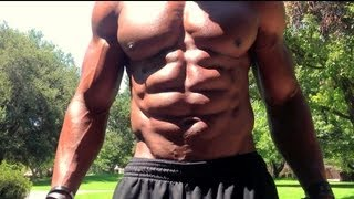 8 Pack Abs Hitch \