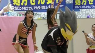ワンズモール 千葉ロッテマリーンズキャラクターイベントエンディング 日本ではブロックされるだろうけどアップする