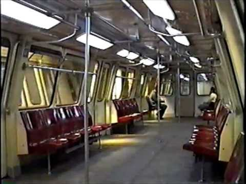 Bucharest Metro and Trams 1997