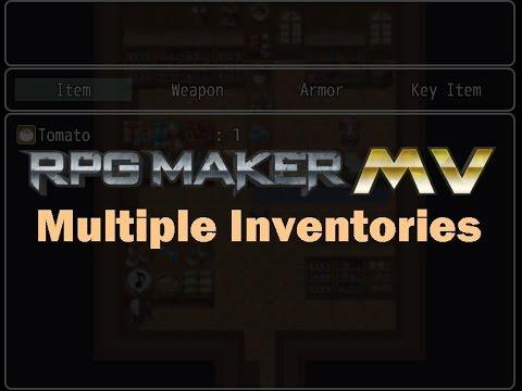 Multiple Inventories – 姫HimeWorks