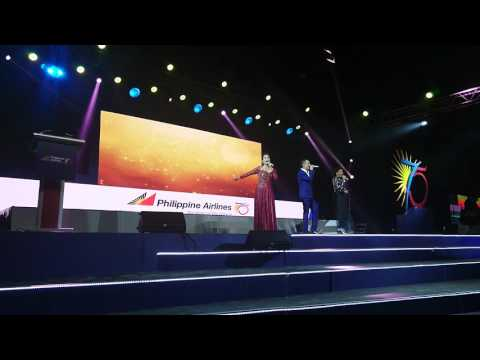 Philippine Airlines - The Heart of the Filipino by Bamboo, Leah Salonga and Sarah Geronimo