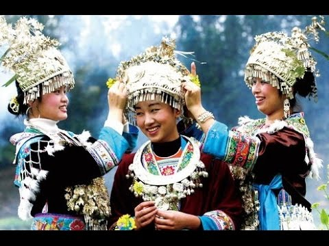 The Silver Jewelery Of Miao People Youtube