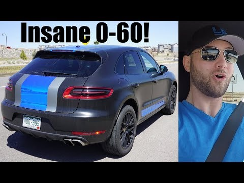 TUNED My Porsche Macan Turbo For $1200, Results Are INSANE!