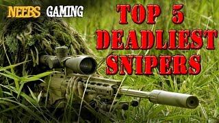 Top 5 Deadliest Snipers