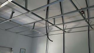 Como hacer estructura de techo de pladur