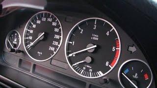 BMW e39 міняємо мову приладовій панелі