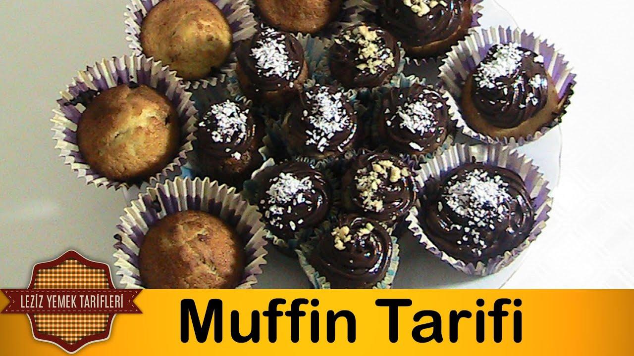 Muffin Tarifi | Cupcake Tarifi - YouTube