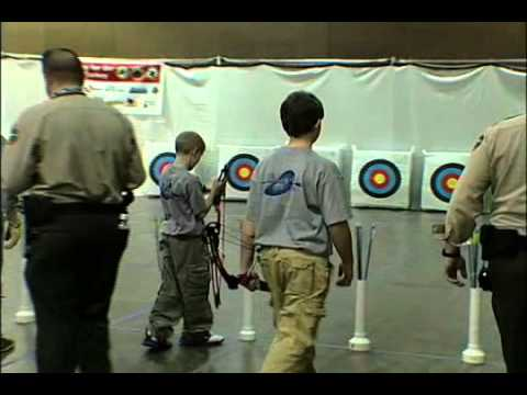 Tennessee's State Archery Tournament
