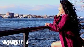 alexsandra villa que linda flor video oficial