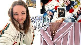 Weekly Vlog #175 | Primark Haul & Trying A Straightening Hairbrush!