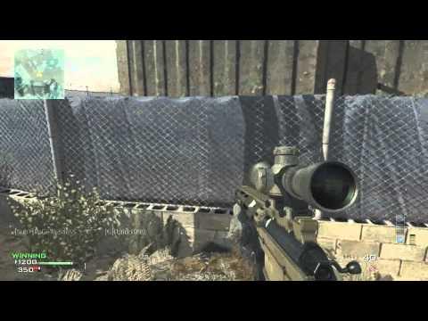 RaGe-ReStleSS - MW3 Game Clip