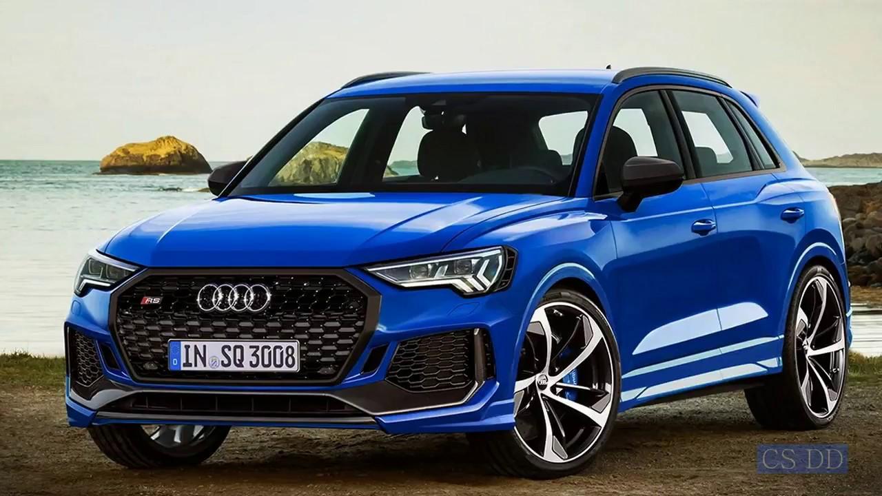 2020 Audi Q3 RS