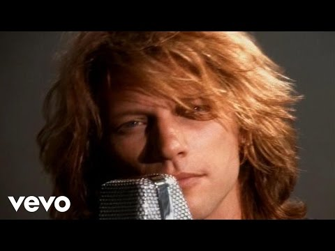 Bon Jovi - Always (Official Music Video)