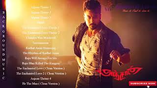 Anjaan | Full Movie Best BGM | Yuvan Shankar Raja|♥