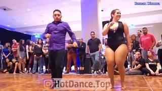 Толстушка резво танцует! BAND ODESSA - Pasadena