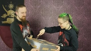Unboxing Medieval Stuff Donated by a Subscriber from the Netherlands