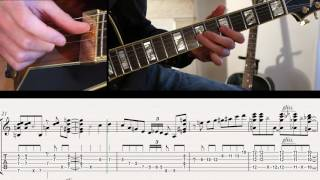 BOBBY HEBB/SUNNY/Ben-T-Zik Guitar cover #20 (with SCORE&TAB)