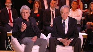 Michel Boujenah et Frédéric Mittérand adressent un message aux Tunisiens