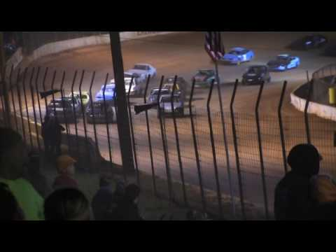Clip from Cherokee Speedway 2/26/2017