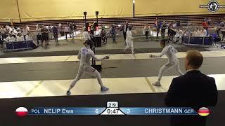 Novi Sad European Championships 2018 Day06 T08 WE POL vs GER