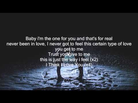 Phora - I Think I Love You (Lyrics)