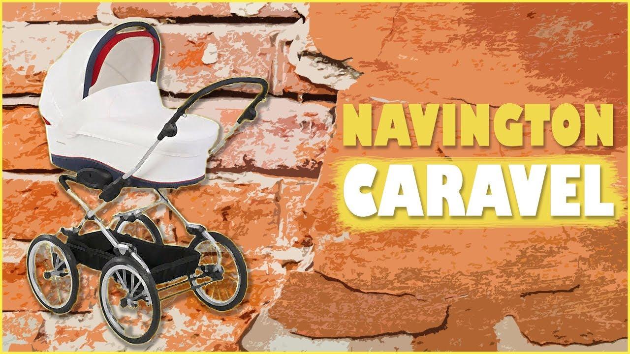 Видео Navington Caravel. Часть 2. Шасси!!! + Список вещей для .