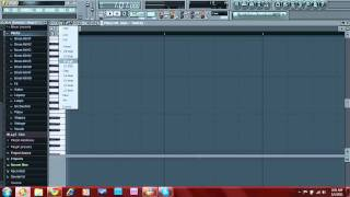 Fl Studio Beginner Tutorial: Sequencer and Piano Roll