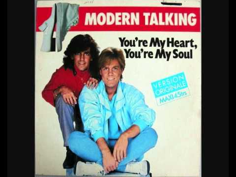 Modern Talking You Re My Heart You Re My Soul Extended