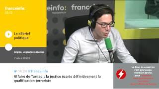 Le débrief politique du 17-20 avec Yaël Gooz