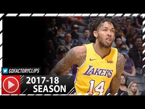 Brandon Ingram Full PS Highlights vs Clippers (2017.10.13) - 15 Pts, 5 Ast