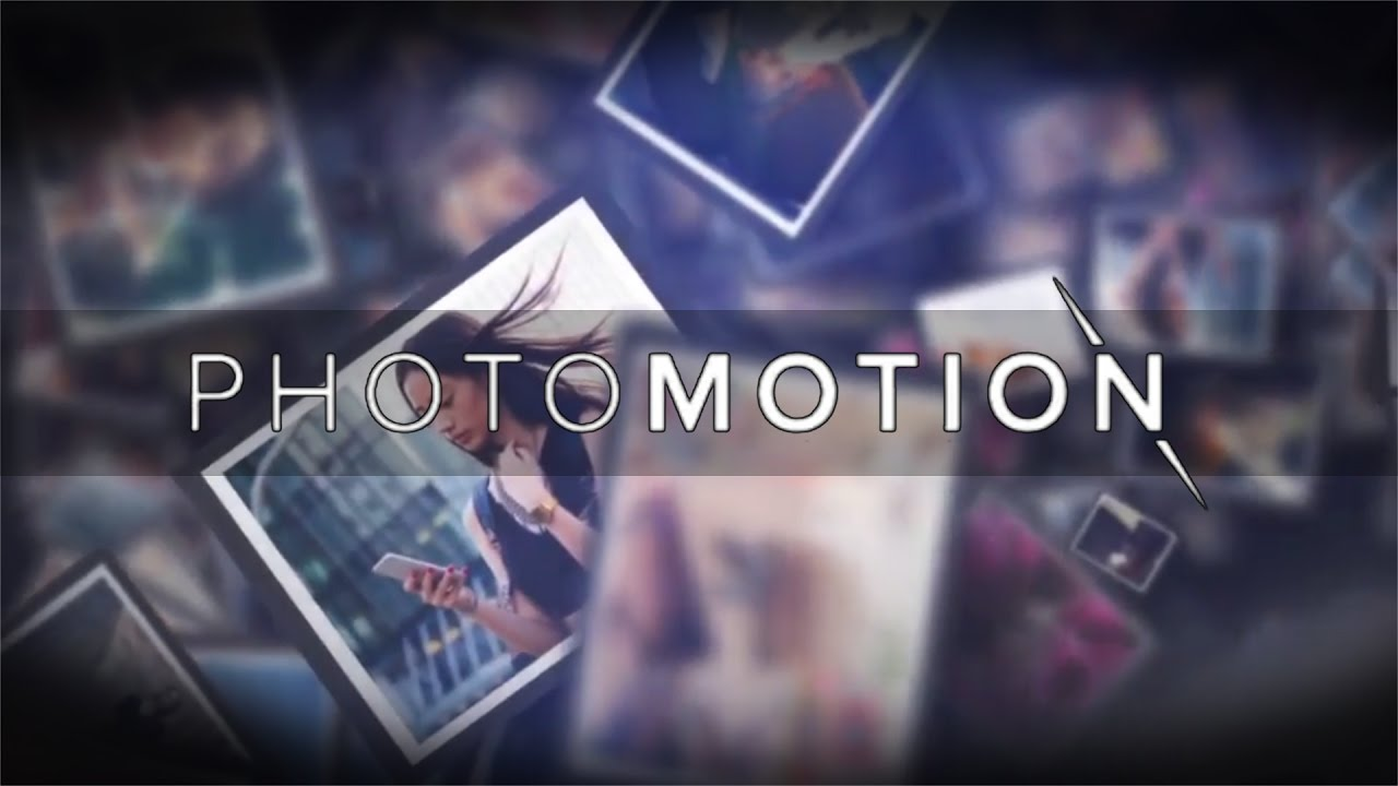 Photo Motion Pro- After Effects Templates [Slideshow] Professional ...