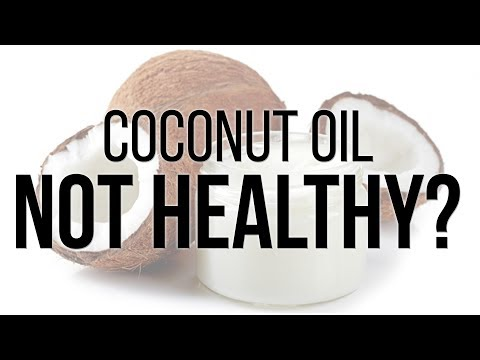 Coconut Oil Is Not Healthy! (Or Is It?) | The GAINZ Trust Episode 8 | AHA USA Today