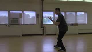 Section I of Wu Style Tai Chi 108 -- United Tai Chi Center 2014