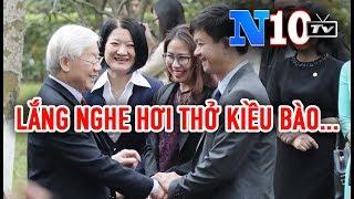 Việt Nam Cuối Năm Lắng Nghe Hơi Thở Kiều Bào ,Lượng Tiền Đổ Về gần 19 Tỷ Đô.