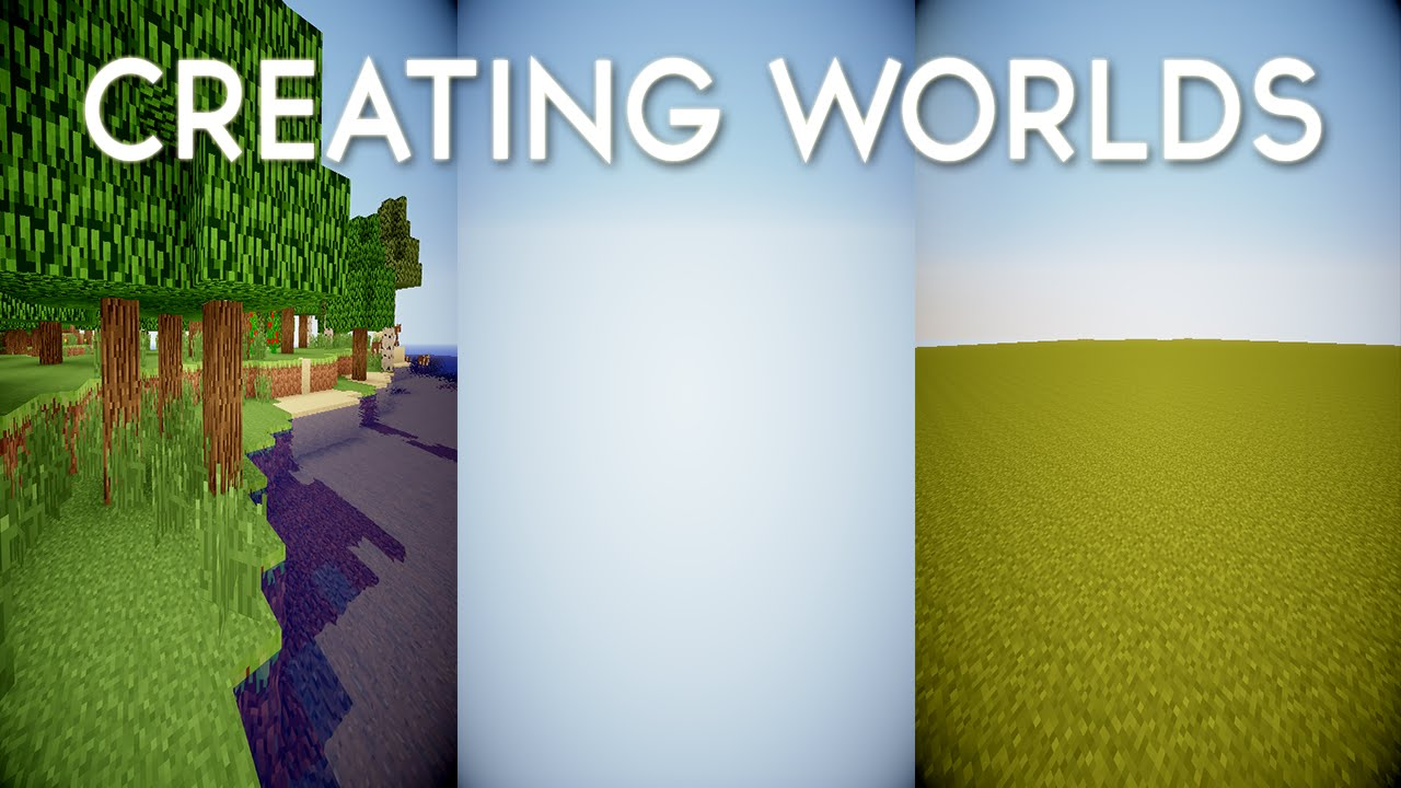 Minecraft plugin tutorial how to create a normal void and custom minecraft plugin tutorial how to create a normal void and custom world youtube gumiabroncs Choice Image