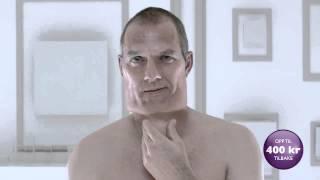 Philips SensoTouch barbermaskin med skjeggtrimmer - opp til 400 kr tilbake