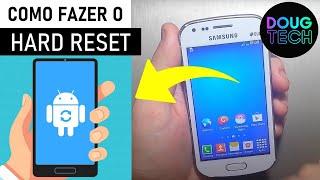 Samsung Galaxy S Duos 2 - Hard Reset / Formatar ( Remove Senha & Erros ) - Blackmobile.com.br