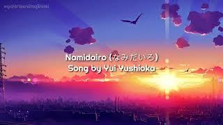 Gambar cover Yui Namidairo Lirik Terjemahan Indonesia