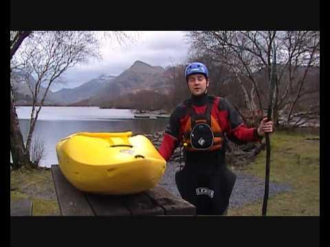 Kayak C to C Roll